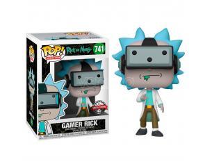 Rick E Morty Funko Pop Animazione Vinile Figura Gamer Rick Esclusiva 9 cm