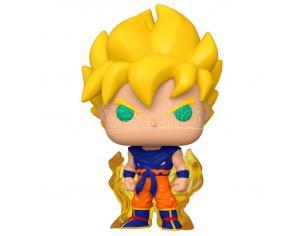 Dragon Ball Z S8 Funko Pop Animazione Vinile Figura Super Saiyan Goku Prima Apparizione 9 cm