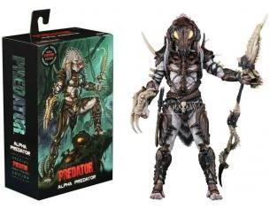 Predator Ultimate Alpha 100th Edizione Speciale Figura 20 cm Neca