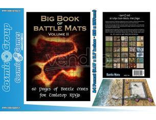 BIG BOOK OF BATTLE MATS VOL.2  (A4) ACCESSORI DM VAULT