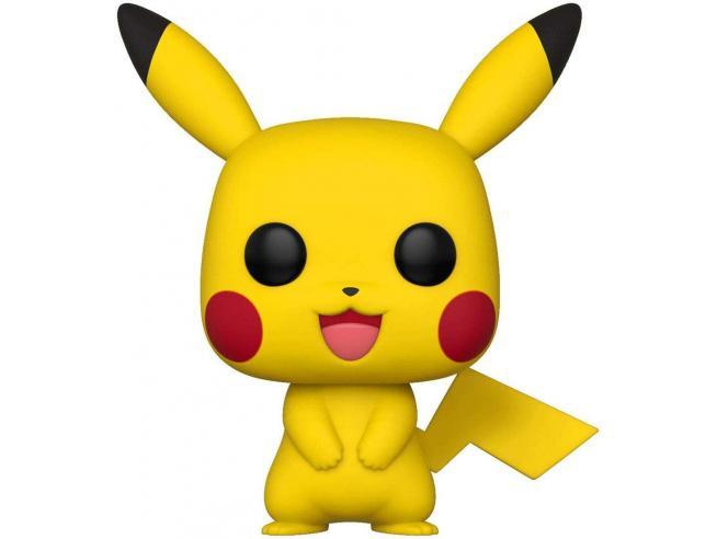 Pokemon Funko Videogiochi Vinile Figura Pikachu 25 cm Esclusiva