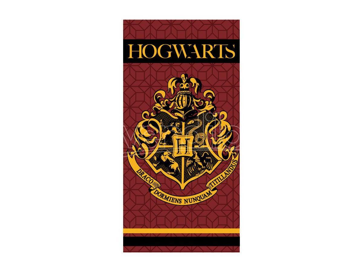 Harry Potter Telo Mare Asciugamano  Hogwarts Microfibra 70 x 140 cm Warner Bros.