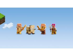 LEGO MINECRAFT 21168 - LA FORESTA DEFORMATA