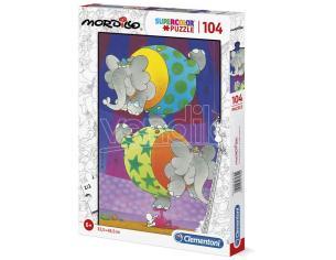 Mordillo The Balance Puzzle 104 Pezzi Clementoni