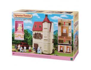 Sylvanian Family 5400 - Torre dal tetto rosso