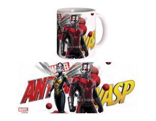 Marvel Ant-Man E The Wasp Particles Tazza Semic Studio