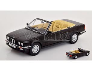 MODELCARGROUP MCG18153 BMW 325i (E30) CONVERTIBLE BLACK 1:18 Modellino