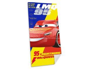 Disney Cars Cotone Telo Mare Asciugamano Bambino Licensing