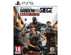 RAINBOW SIX SIEGE DELUXE EDITION SPARATUTTO - PLAYSTATION 5