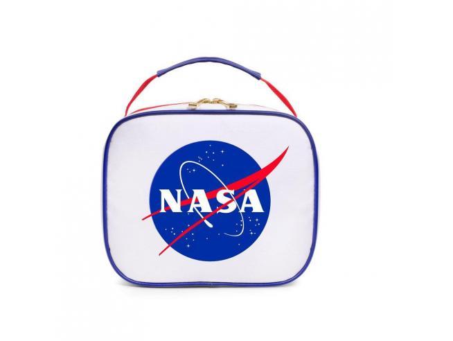 NASA Porta Pranzo con Logo Nasa 20 x 24 x 10 cm Thumbs Up!