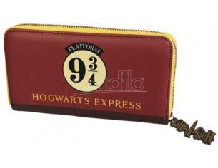 Harry Potter Portafoglio con Stemma Binario 9 3/4 Groovy
