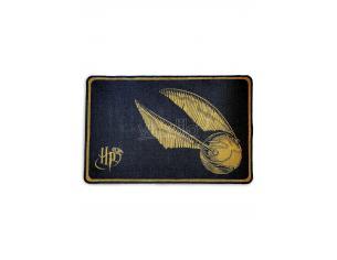 Harry Potter Tappeto da Interno Boccino d'Oro Nero e Oro 80 x 125 cm Groovy