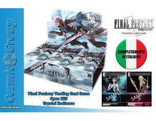 FFTCG OPUS XIII BOOSTERS BOX ITA (36) GIOCO DA TAVOLO SQUARE ENIX