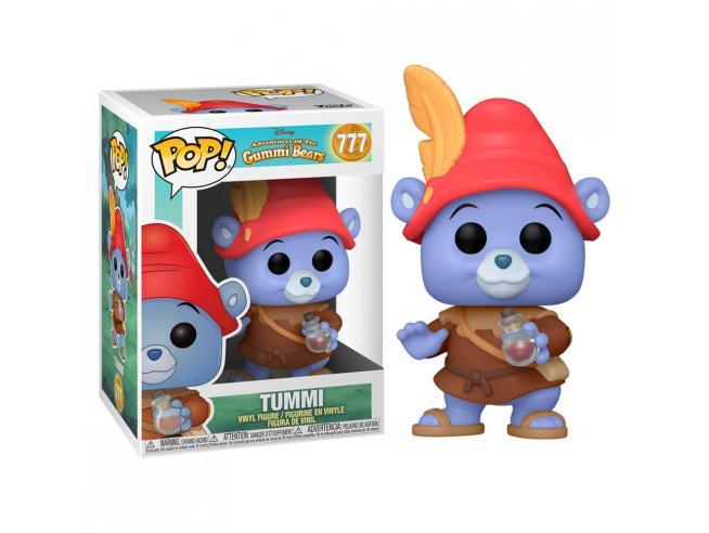Pop Figura Disney Adventures Of Gummi Bears Tummi Funko