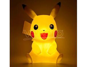 Pokemon Pikachu 3d Lampada Led Teknofun