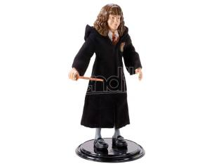 Harry Potter Hermione Con Wand Bendyfigs Malleable Figura 19cm Noble Collection