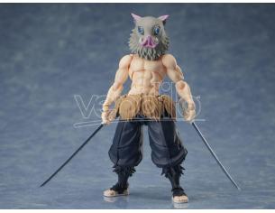 Demon Slayer Inosuke Hashibira 1/12 Af Action Figura Aniplex