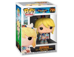 Pop Figura Monster Hunter Avinia Funko
