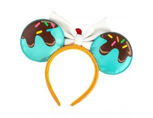 Loungefly Disney Minnie Ice Cream Fascia Per Capelli Loungefly
