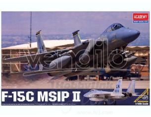 ACADEMY 12221 F-15C MSIP II 1:48 Kit Modellino