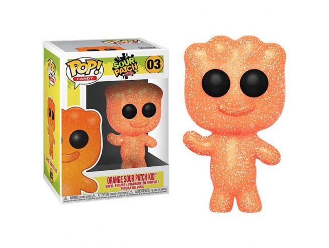 Pop Figura Sour Patch Kid Orange Funko