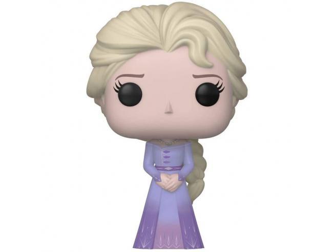 Pop Figura Disney Frozen 2 Elsa Intro Esclusiva Funko