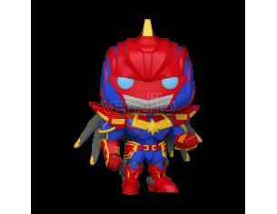 POP Marvel: Marvel Mech - Captain Marvel 9 cm