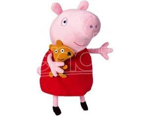 Peppa Pig - Peluche Peppa Pig con Sonido 20 cm