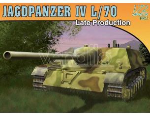 DRAGON D7293 JAGDPANZER IV L/70 KIT 1:72 Modellino