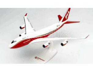 HERPA HP612609 BOEING 747-400 GLOBAL SUPERTANKER SERVICE 1:250 Modellino