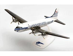HERPA HP612784 DOUGLAS DC-4 PAN AMERICAN AIRWAYS CLIPPER MUNICH 1:125 Modellino