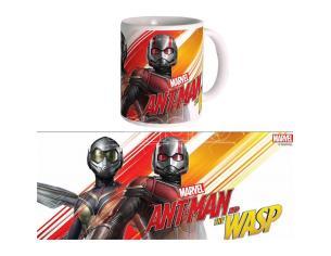 Marvel Ant-man E The Wasp Heroic Duo Tazza semic Studio