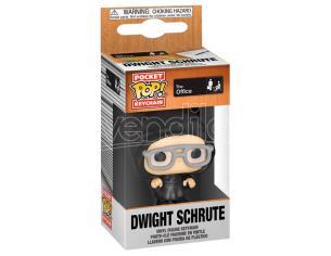 Pocket Pop Portachiavi The Office Dwight As Dark Lord Funko