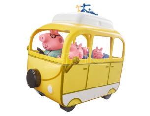 Peppa Pig Motorhome vehicle playset Bandai