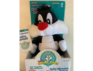 Baby Looney Tunes Peluche Baby Silvestro 20 cm