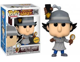 Ispettore Gadget Funko POP Vinile Figura Ispettore Gadget 9 Cm CHASE Rovinato
