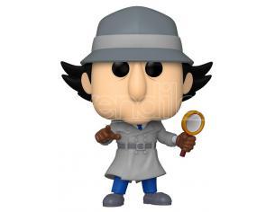 Ispettore Gadget Funko Pop Vinile Figura Ispettore Gadget 9 Cm Rovinato