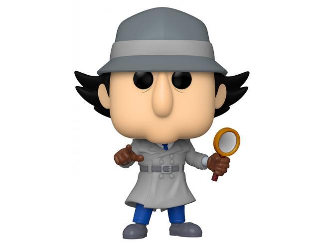 Ispettore Gadget Funko Pop Vinile Figura Ispettore Gadget 9 Cm SCATOLA ROVINATA