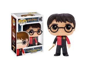 Harry Potter Funko Pop Vinile Figura Harry Potter Torneo Tremaghi 9 cm