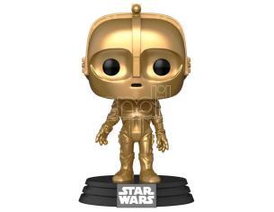 Star Wars Funko Pop Film Vinile Figura Concept Series C-3po 9 cm