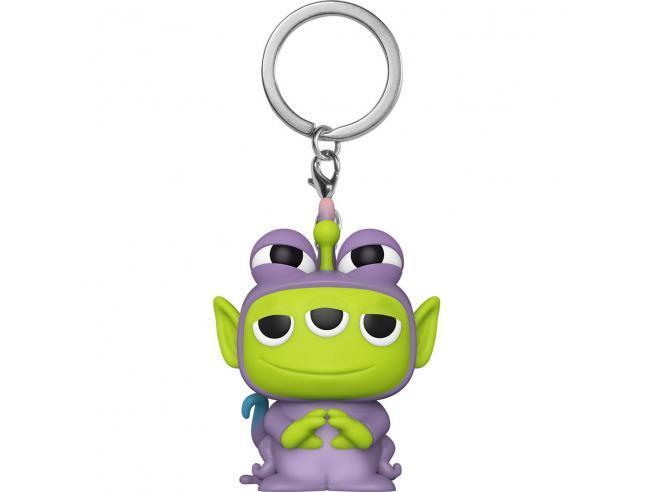 Pocket Pop Portachiavi Disney Pixar Alien Remix Randall Funko