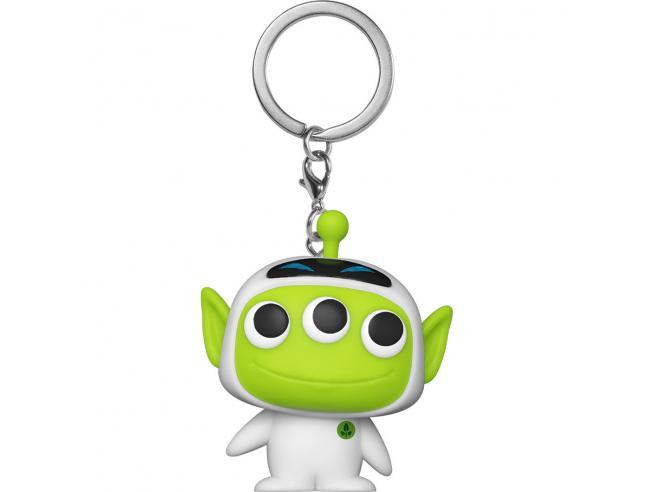 Pocket Pop Portachiavi Disney Pixar Alien Remix Eve Funko