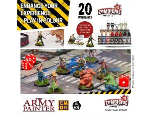 ZOMBICIDE 2ND ED PAINT SET Miniature e Modellismo ARMY PAINTER