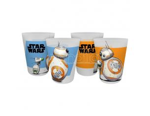 Star Wars IX Cups 4-Packs Episode IX Case (6) Geda Labels