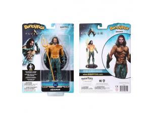 Dc Comics Bendyfigs Bendable Figura Aquaman 19 Cm Noble Collection