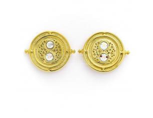 Harry Potter X Swarovski Orecchini Giratempo (gold Plated) Carat Shop, The