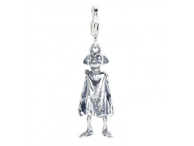 Harry Potter Clip-on Ciondolo Dobby The House-elf (sterling Silver) Carat Shop, The
