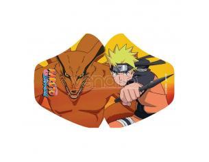 Naruto Face Mask Naruto & Kurama POPbuddies