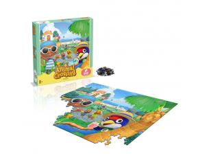 Animal Crossing New Horizons Jigsaw Puzzle Characters (500 Pieces) Winning Moves