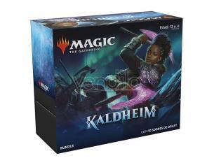 Magic The Gathering Kaldheim Bundle Spagnolo Wizards Of The Coast